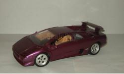 Ламборгини Lamborghini Diablo 1990 Bburago 1:18, масштабная модель, 1/18