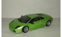Ламборгини Lamborghini Murcielago 2001 Bburago 1:18, масштабная модель, 1/18
