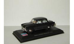 Симка Simca Aronde Bacalan 1958 Черный Altaya 1:43, масштабная модель, 1/43