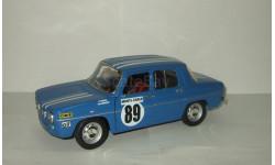 Рено Renault 8 Gordini Solido 1:18, масштабная модель, 1/18