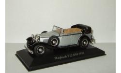 Майбах Maybach V12 DS8 1930 IXO Museum Altaya 1:43, масштабная модель, scale43