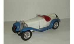 Альфа Ромео Alfa Romeo 2300 Spider 1932 Bburago 1:18, масштабная модель, 1/18