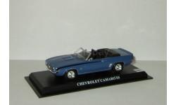 Шевроле Chevrolet Camaro SS 1969 Del Prado 1:43, масштабная модель, Del Prado (серия Городские автомобили), scale43