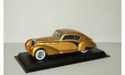 Delage D8 120 Letourneur & Marchand 1939 Altaya 1:43, масштабная модель, scale43
