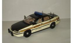Шевроле Chevrolet Impala 2000 Полиция Police State Trooper Tennessee Maisto 1:18, масштабная модель, 1/18, Maisto-Swarovski