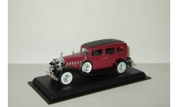 лимузин Каддилак Cadillac V16 1932 Altaya 1:43, масштабная модель, scale43