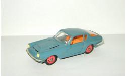 Мазерати Maserati Mistral Coupe 1968 Металл Ремейк сделано в СССР 1:43, масштабная модель, 1/43
