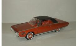 Крайслер Chrysler Turbine 1963 Road Signature 1:18, масштабная модель, 1/18