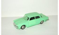 Альфа Ромео Alfa Romeo 2600 1963 Зеленый Ремейк сделано в СССР 1:43, масштабная модель, scale43