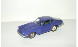Мазерати Maserati Mistral Coupe 1968 Фиолетовый Ремейк сделано в СССР 1:43, масштабная модель, scale43