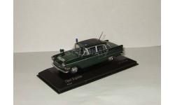 Опель OPEL KAPITAN 1959 POLIZEI Police Minichamps 1 43 430040090, масштабная модель, 1:43, 1/43