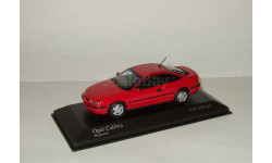 Опель Opel Calibra 1990 Minichamps 1 43 400045720, масштабная модель, 1:43, 1/43