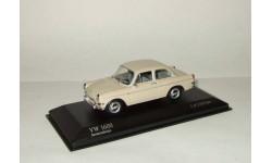 Фольксваген Volkswagen 1600 Notchback 1966 Minichamps 1 43, масштабная модель, 1:43, 1/43
