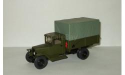 Зис 5 В с Тентом 1942 Вторая Мировая / Великая Отечественная Война СССР Миниклассик Miniclassic 1:43, масштабная модель, scale43