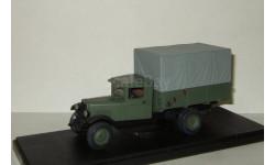 Зис 5 c Тентом 1941 Вторая Мировая / Великая Отечественная Война СССР Миниклассик Miniclassic 1:43, масштабная модель, 1/43