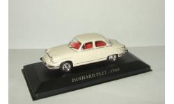 Панар Panhard PL 17 1960 Altaya 1:43, масштабная модель, 1/43