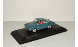 Nsu Sport Prinz 1959 Minichamps 1 43