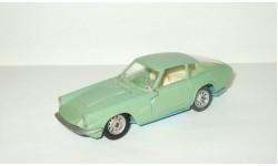 Мазерати Maserati Mistral Coupe 1968 Ремейк сделано в СССР 1:43, масштабная модель, scale43