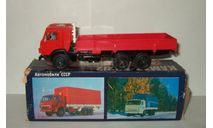 Камаз 53212 Красный СССР Арек Элекон 1:43 Сделано в СССР, масштабная модель, scale43