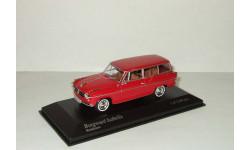 Боргвард Borgward Isabella 1959 Универсал Minichamps 1 43