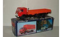 Камаз 53212 Красная кабина СССР Арек Элекон 1:43 Сделано в СССР, масштабная модель, scale43