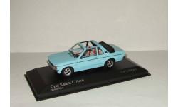 Опель Opel Kadett C Aero 1978 Minichamps 1 43