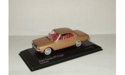 Форд Ford Taunus P5 Coupe 1964 Minichamps 1 43, масштабная модель, 1:43, 1/43