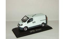 Опель Opel Vivaro Фургон Minichamps 1 43