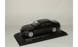 Мазерати Maserati Quattroporte Sport GT S Minichamps 1 43, масштабная модель, 1:43, 1/43