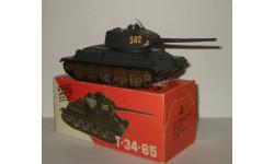 Танк Т 34 завод Арсенал Ленинград Сделано в СССР 1:43, масштабная модель, scale43