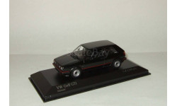 Фольксваген VW Volkswagen Golf GTi 1985 400054122 Minichamps 1 43