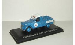Ситроен Citroen 2 CV Pick-up Butagaz Altaya 1:43, масштабная модель, 1/43, Citroën
