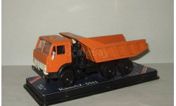 Камаз 5511 Самосвал Оранжевый в Боксе СССР Арек Элекон 1:43 Сделано в СССР, масштабная модель, scale43