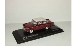 DKW Junior De Luxe 1961 Minichamps 1 43
