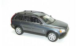 Вольво Volvo XC90 4х4 2007 Welly 1:18, масштабная модель, 1/18
