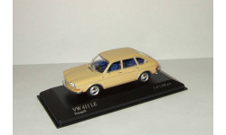Фольксваген Volkswagen 411 LE 1968 Minichamps 1 43