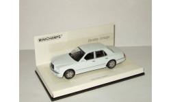 Бентли Bentley Arnage Белый Minichamps 1 43