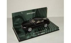 Бентли Bentley Continental GT Черный Minichamps 1 43