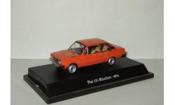 Фиат Fiat 131 Mirafiori 1974 Оранжевая Starline 1:43, масштабная модель, scale43