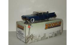 лимузин Кадиллак Cadillac Series 62 1960 Brooklin Models 1:43, масштабная модель, 1/43