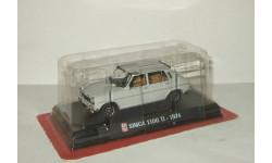 Симка Simca 1100 Ti 1974 Altaya 1:43 Auto Plus, масштабная модель, 1/43