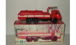 Камаз 53213 (53212) Пожарный СССР Арек Элекон 1:43, масштабная модель, scale43