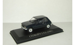 Ситроен Citroen LNA 1981 Altaya 1:43, масштабная модель, 1/43, Citroën