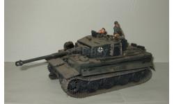 Танк Тяжелый ТИГР Германия + 3 фигурки Великая Отечественная война 1943 Звезда Italeri 1:35, масштабная модель, 1/35, Italieri