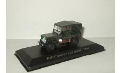 Джип Jeep Hotchkiss M 201 1961 Altaya 1:43, масштабная модель, 1/43