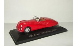 Альфа Ромео Alfa Romeo 2500 S Touring 1939 Altaya 1:43, масштабная модель, 1/43