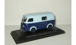 Chenard & Walcker CPV 1947 Altaya 1:43, масштабная модель, 1/43