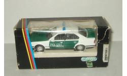 БМВ BMW 5 series 535 i E34 Polizei 2 сирены Schabak 1:43 1153, масштабная модель, 1/43
