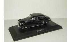 БМВ BMW 501 Черный Norev 1:43 350060, масштабная модель, 1/43