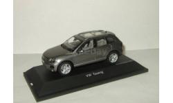 Фольксваген VW Volkswagen Touareg II 4x4 Schuco 1:43 450741900, масштабная модель, 1/43
